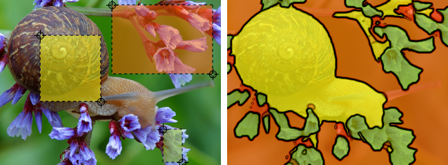 Image segmentation - isolating objects of interest in images: